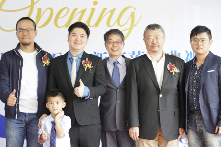 Westport celebrates grand opening of its Wenzong site